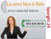 Spurgo fognature Verona